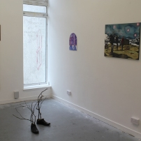 This World and Others; two person exhibition at Linlithgow CCA together with Katie Eyre, 2017