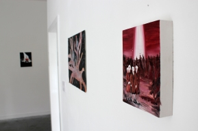 This World and Others; two person exhibition at Linlithgow CCA together with Katie Eyre
