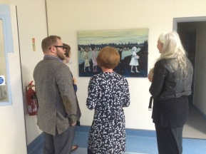 Anthropocene; The Small Gallery, Grampian Hospitals Art Trust, Aberdeen 2015