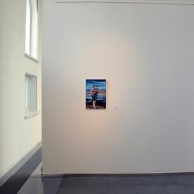 Pintaan Nousseet - Surfacing; solo exhibition at Lapua Art Museum, Finland, 2019